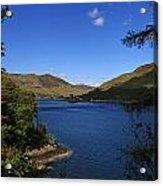 Loch Duich Scotland Acrylic Print
