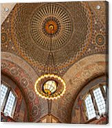 Los Angeles Central Library. Acrylic Print