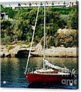 Marseille Acrylic Print