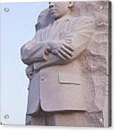 Martin Luther King Jr Memorial  Acrylic Print