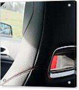 Mercedes A-class 250 Amg Sport Acrylic Print