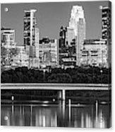 Minneapolis Mn Acrylic Print