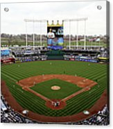 Minnesota Twins V Kansas City Royals Acrylic Print