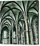 Mont-saint-michel  Acrylic Print