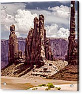 Monument Valley - Arizona Acrylic Print