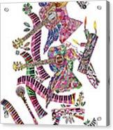 Musical Minds Acrylic Print