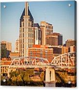Nashville Morning Acrylic Print