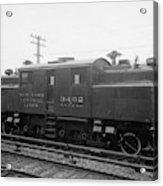 New York Central Railroad Acrylic Print