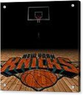 New York Knicks Acrylic Print