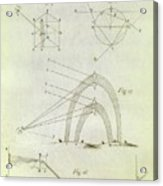 Newton's Optics Acrylic Print