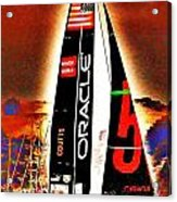 Oracle Acrylic Print