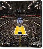 Pacers Indiana Acrylic Print