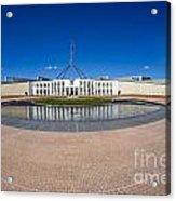 Parliament House Australia Acrylic Print