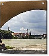Passau Germany Acrylic Print