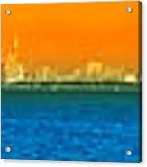Pattaya Scenic Acrylic Print