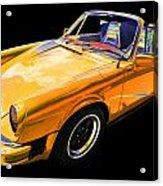 Porsche Acrylic Print