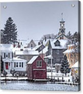 Portsmouth New Hampshire Acrylic Print