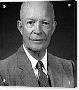 President Dwight Eisenhower - Four Acrylic Print