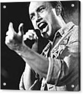 Queensryche - Geoff Tate Acrylic Print