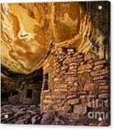 Ancient Spaces Utah Acrylic Print