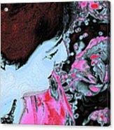 Rose Aroma Acrylic Print