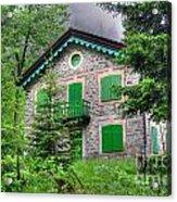 Rustic House Acrylic Print
