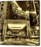 Saint Paul Hotel Acrylic Print