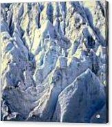 Salmon Glacier Acrylic Print
