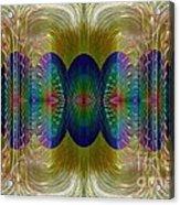 Salsify Abstract Acrylic Print