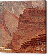 San Juan River Acrylic Print