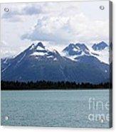 Scenic Alaska Acrylic Print