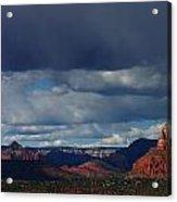 Sedona Arizona Acrylic Print