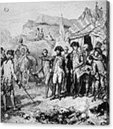 Siege Of Yorktown, 1781 Acrylic Print