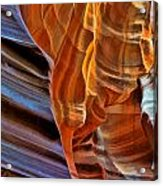 Slot Canyon Acrylic Print
