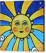 Soleil Acrylic Print