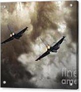 3 Squadron Acrylic Print