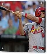 St. Louis Cardinals V Kansas City Royals 3 Acrylic Print