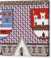 St Mark's Church Acrylic Print