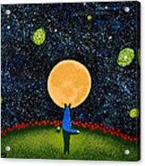 Starry Sky Acrylic Print