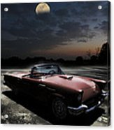 Sweet Dreams Of Route 66 Acrylic Print