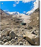 Swiss Mountains Acrylic Print