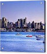 Sydney City Acrylic Print