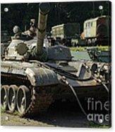 T-72 /2/ Acrylic Print