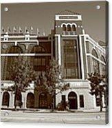 Texas Rangers Ballpark In Arlington Acrylic Print