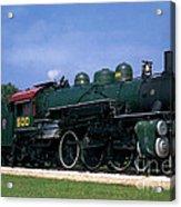 Texas State Railroad Acrylic Print