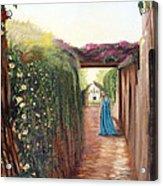 The Narrow Gate Acrylic Print