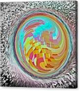 The Orb Art Acrylic Print
