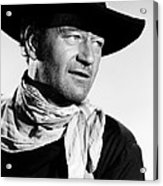 The Searchers, John Wayne, 1956 Acrylic Print