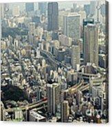 Tokyo, Japan Acrylic Print