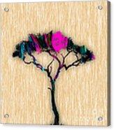 Tree Art Acrylic Print